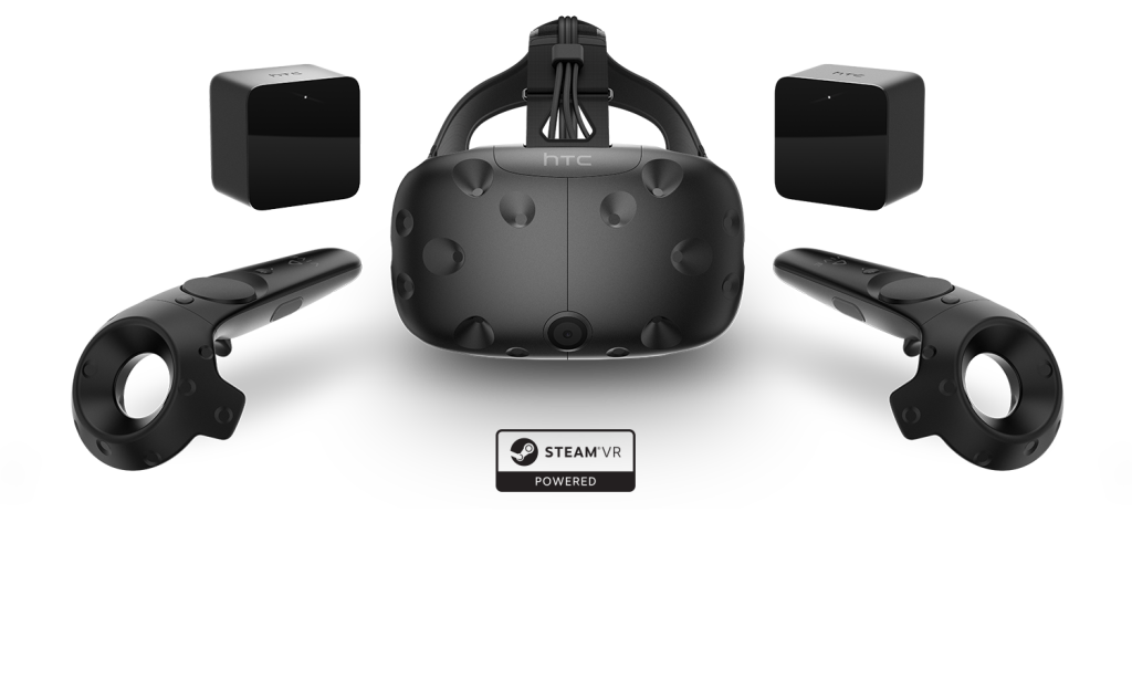 The Vive Hardware